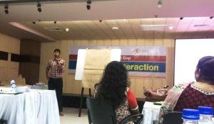 BILS participated in MRDI workshop on Media-NGO relationship