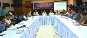 Research report sharing meeting on Linkages of Trade and Labour Standards in Global Supply Chains in Bangladesh
