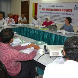 Participants in the workshop